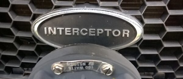 police interceptor logo